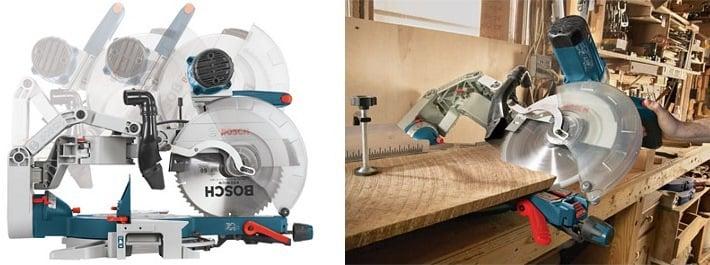 Bosch Glide Miter Saw
