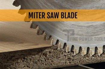 Miter Saw Blade