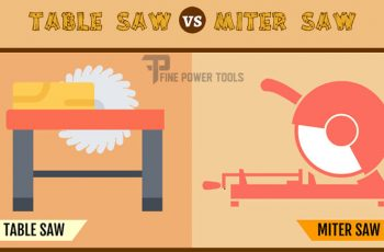 Table Saw vs Miter Saw