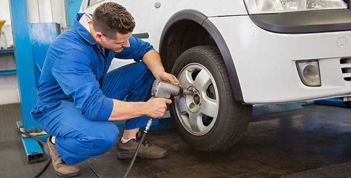 Uses of Impact Wrench