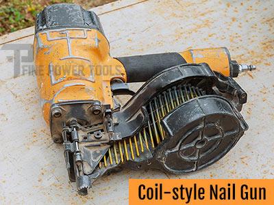 Coil Nail Gun