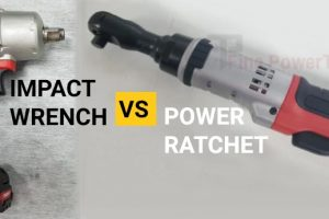 Impact Wrench Vs Ratchet