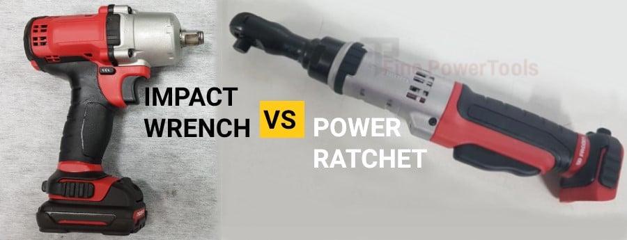 Impact Wrench Vs Ratchet