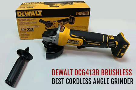 Best Cordless Angle Grinder