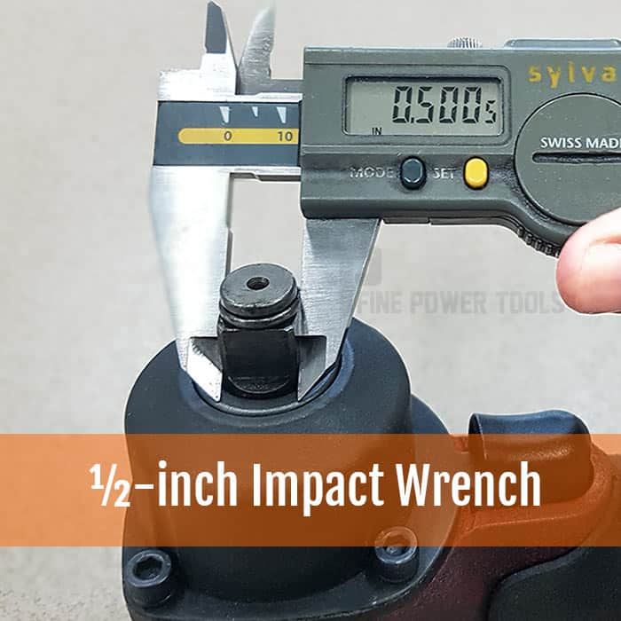 1/2-inch Impact Wrench