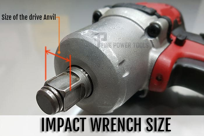 Impact Wrench Size