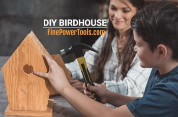 DIY Wood Birdhouse