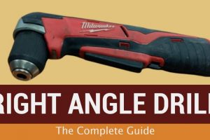 Right Angle Drill