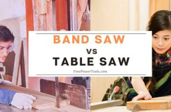 Band Saw or Table Saw