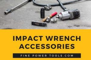Impact wrench accessory
