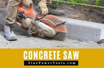 Image: Concrete Saw