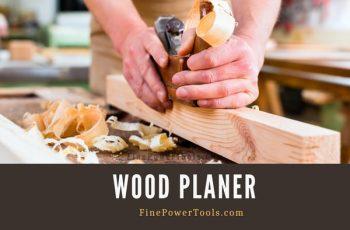 Wood Planer