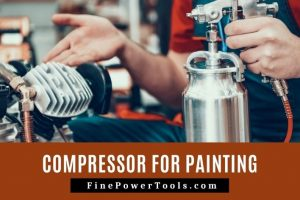 Image: Review of best Air compressor for painting