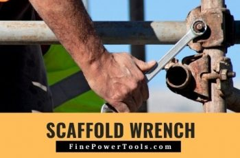 Scaffold Wrench and ratchet