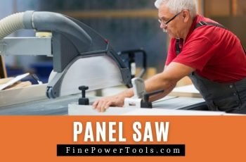 Image: Horizontal Panel Saw