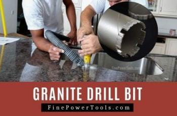 Granite Drilling