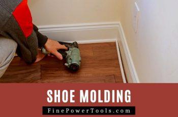 Shoe Molding