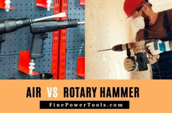 Air Hammer vs Rotary Hammer
