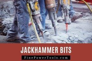 Jackhammer Bits Types