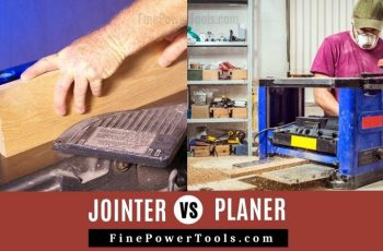 Difference between Jointer vs Planer