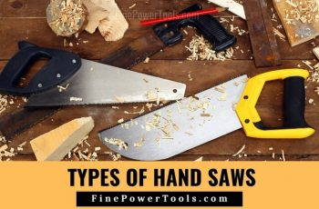 Hand Saw Types