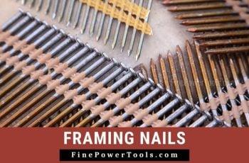 Nails for Framing