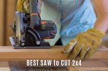 Saw to Cut 2x4
